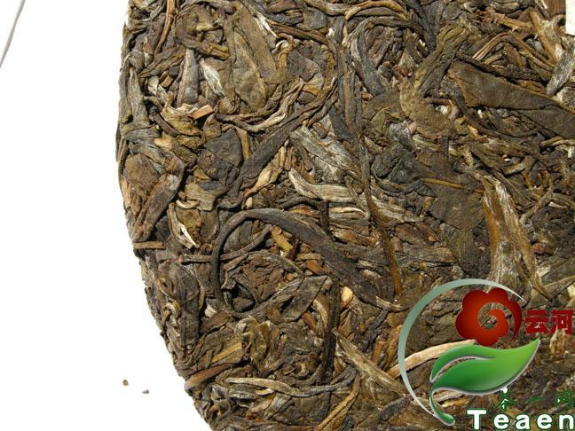 哈尼公主普洱茶 09年哈尼公主普洱茶生茶